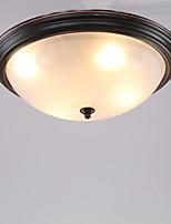 Lámpara de araña, pintura retro característica para mini diseñadores de estilo metal sala de estar dormitorio comedor cocina estudio de