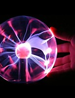 Magic  Glass Plasma Ball Sphere Lightning Party Lamp Light Magic Plasma Ball Retro Light for Child Gift
