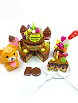 Toy Foods Kids' Cooking Appliances Toys Plastics ABS Girls' Boys