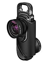 Olloclip lente do telefone móvel grande angular lente de olho de peixe macro lente externa
