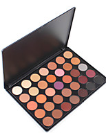 35N Contouring Kit Makeup Palette Eyeshadow Nude Warm Shimmery Matte Shades High Quality Pigemented Make Up Kit