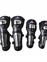 Madbike k012 genouillères de moto coude quatre ensembles d'équipement de protection hommes et femmes à quatre saisons en alliage d'acier