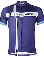 Breathable And Comfortable Paladin Summer Male Short Sleeve Cycling Jerseys DX783