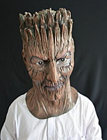 Halloween horror tree demon mask head sets maquillage dance thriller party garde protections