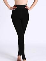 Women's Medium Solid Color Legging,Solid