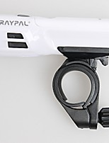 Передняя фара для велосипеда LED LED Велоспорт На открытом воздухе Подсветка AAA Люмен Батарея Натуральный белыйПовседневное