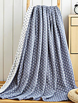 Super Soft Geometric Cotton Blankets