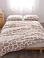 Super Soft Geometric Polyester Blankets