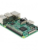 Raspberry Pi 3 Model B Cortex-A53 Quad-Core Board w/ 1GB RAM