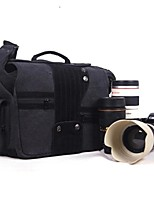FENGER Canon SLR Camera Bag 600D Professional Waterproof Digital SLR Camera Bag Men & Women Slanting SLR Package