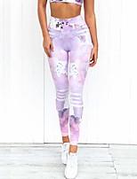 Femme Sexy Actif Taille Normale Micro-élastique Chino Joggings Pantalon,Mince Couleur Pleine