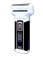 Máquinas de barbear eléctricas Homens 220V Design Portátil Leve 3 em 1 Multifunções