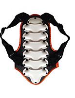 Jj-hz 16301 moto équipement de lutte contre le genou moto pour enfants protection de ski arrière recouvrement double