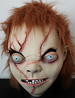Halloween Horror Mask Bad Boy Mask Terror Ghost Face Mask Ball Party Mask