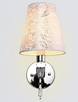 AC220 E14 Crystal Modern/Contemporary Others Feature Uplight Wall Sconces Wall Light