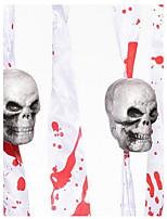 Хэллоуин подвесной бар ktv дверь висит нетканые тыквы призрак ведьма украшения