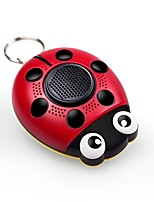 AF-3201 Alarme personnelle du scarabée pour le sauvetage d'urgence Gong Loup Détenteur du métro