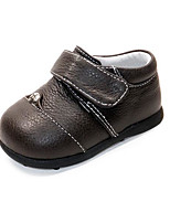 Baby Flats Comfort First Walkers Spring Fall Cowhide Casual White Black Dark Brown Flat
