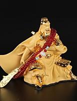DIY Automotive  Ornaments God of Wealth Blessing Guan Yu Car Pendant & Ornaments Resin