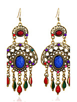 Women's Earrings Set Basic Vintage Rhinestone Alloy Jewelry For Gift Ceremony Evening Party Club Street