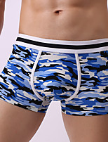 Men's Sexy Print Briefs  Underwear,Cotton