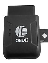Tk206 gps locator pour voiture gps locator anti - theft obd en temps réel véhicule tracker