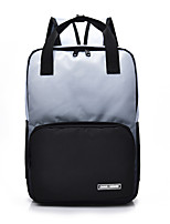 Unisex Bags All Seasons Oxford Cloth Backpack with for Casual Sports Outdoor Traveling Fitness Blue Black Gray