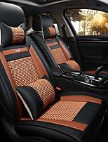 Le nouveau siège d'auto coussin housse de siège en cuir quatre saisons de glace générale autour de cinq sièges à 2 sièges dossier
