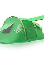 3-4 personnes Tente Double Tente de camping Tentes Familiales Etanche pour Camping / Randonnée CM Autre matériel