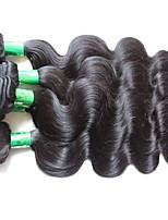 Оптовая индийская remy человеческая волна тела 1kg 10bundles серия верхнее качество качества 100% первоначально материал волос Virgin