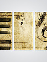 Canvas Prints Abstract Music Canvas Art for Wall Decoration Ready to Hang