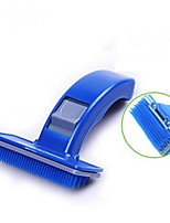 Dog Grooming Brush Automatic