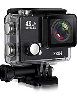 Action Camera Pro4 WI-FI 170 lens 4K 1080P 30FPS Ultra HD Sports DV Cam Outdoor Waterproof Sports Camera