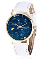 Муж. Жен. Нарядные часы Модные часы Наручные часы Уникальный творческий часы Повседневные часы Китайский Кварцевый PU Группа С подвесками