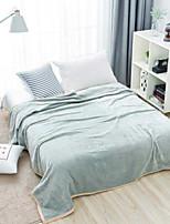 Фланель Сплошной цвет Другое одеяла