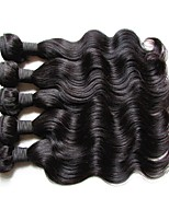 wholesale 5pieces 500g lot peruvian body wave hair bundles original virgin human hair weaves natural hair color can change color top good quality