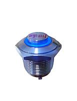 Наружный диаметр 60 мм лифт подъема здания выделенный металлический кнопочный переключатель
