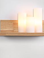 3 E27 Простой LED Деревенский Особенность for Мини,Рассеянный настенный светильник