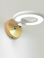 6 LED Intégré Antique simple LED Moderne/Contemporain Fonctionnalité for LED Style mini Ampoule incluse,Eclairage d'ambianceApplique