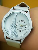 Mujer Reloj de Moda Cuarzo Aleación Banda Blanco