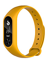 The New HHY M2S Smart SPORTS BRACELET Heart Rate Monitoring Reminder Pedometer Sleep Monitoring for Android / Apple Smart Watch Bracelet
