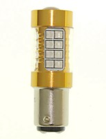 Sencart 1pcs 1157 ba15d p21 / 5w проблесковая лампочка водить автомобиль указатель поворота лампа подсветки лампочки (белый / красный /