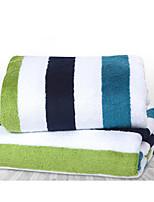 Банное полотенце,В полоску Высокое качество 100%бамбуковое волокно Полотенце