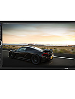 7002 2 din bluetooth Autoradio video mp5 Spieler autoradio fm aux usb sd hd Touch Screen mit am rds Musikfilmspieler mp5 Autoradio mit