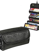 1Pcs Cosmetic Bag Large Capacity Multifunctional Storage Package Makeup Tool Bag Organizer