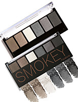 1Pcs Eyeshadow Palette Glamorous Smokey Eye Shadow Shimmer Colors Makeup Kit By Focallure