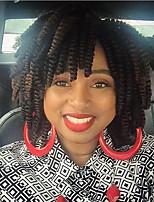 20strands/pack Bouncy Curl crochet braiding 10 20inch kanakalon afro kinky curly twist toni curls style 100g/pack  kinky twist 5packs/head