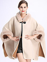 Women's Wrap Capes Acrylic Wedding