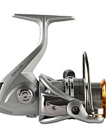 Aluminum fishing reel SP3000 fishing reel fishing coil carretilha 10BB spinning reel