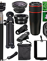 Mobile Phones Lens 10-in-1 Lens Kit for Smartphone